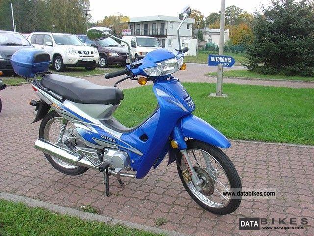 2008 Lifan LF LF50Q