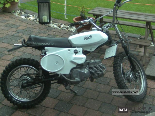 1974 Puch  Magnum x Motorcycle Rally/Cross photo