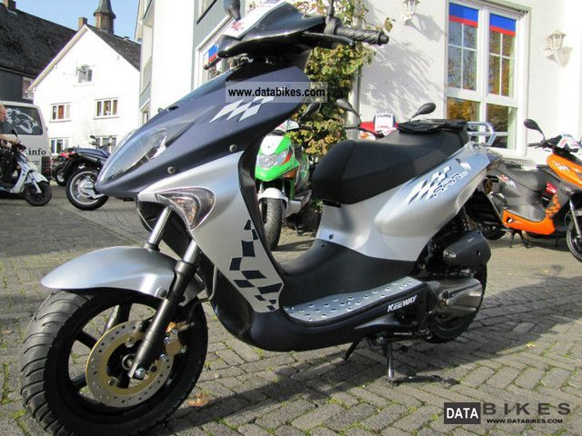 2012 Keeway ARN 25 moped scooter / Special Price!