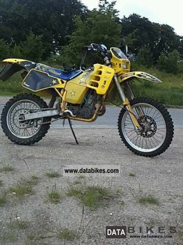 Husaberg  FE 601 1995 Enduro/Touring Enduro photo