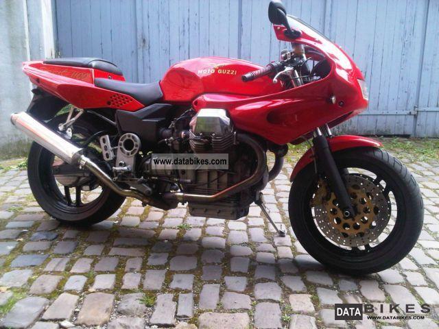1995 Moto Guzzi  1100 Sport Motorcycle Sports/Super Sports Bike photo