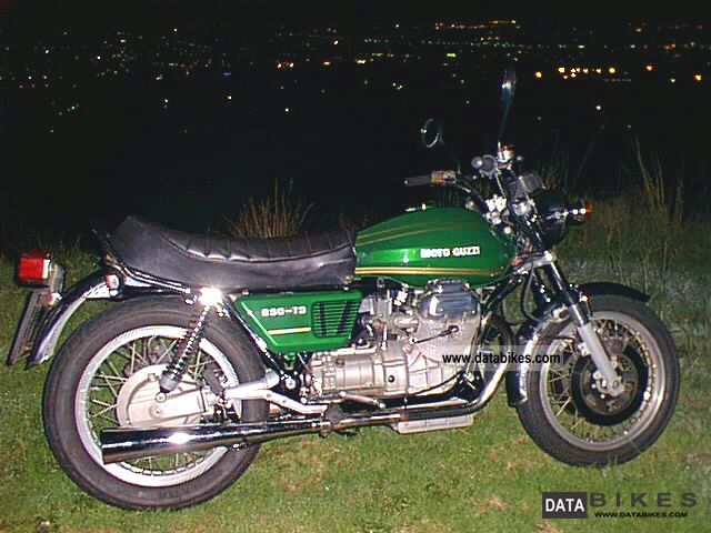 Moto Guzzi  t3 1976 Vintage, Classic and Old Bikes photo