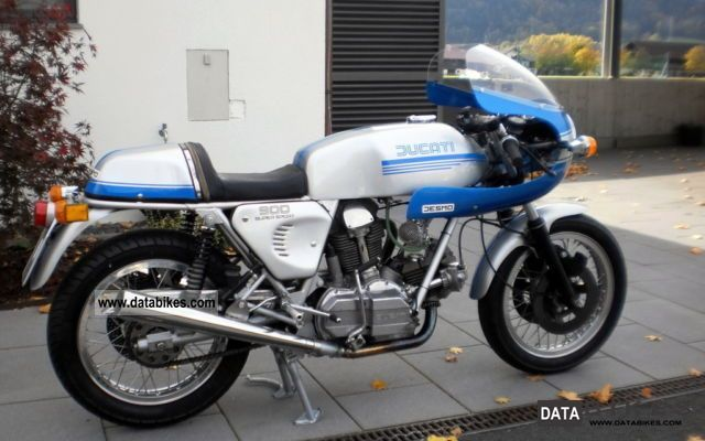 Ducati  900 SS Bevel 1978 Vintage, Classic and Old Bikes photo