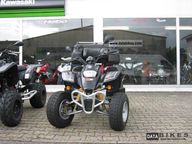 2009 SMC  Rex 250 Quad Explorer Motorcycle Quad photo