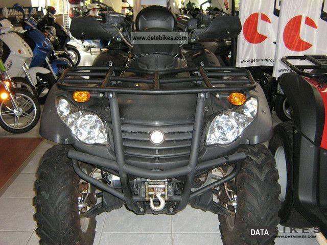 2010 Explorer  Grison 625 i long version (Max) Motorcycle Quad photo