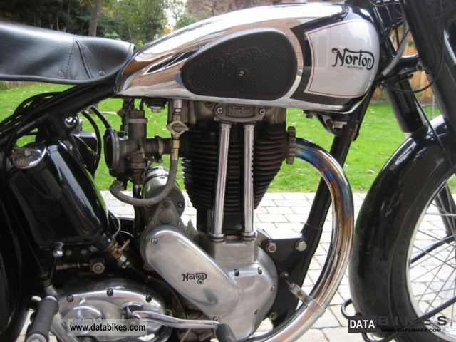 Norton  18 1950 Vintage, Classic and Old Bikes photo