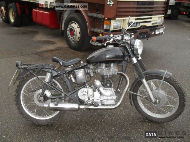 1987 Royal Enfield  bullet500 Motorcycle Motorcycle photo