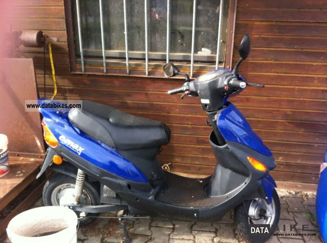 e-max  Ep-1500L45 2006 Electric Motorcycles photo