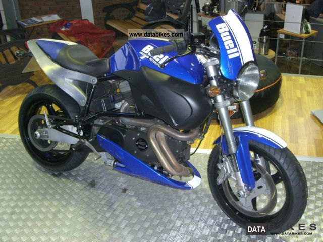 1999 Buell  X1 Motorcycle Motorcycle photo