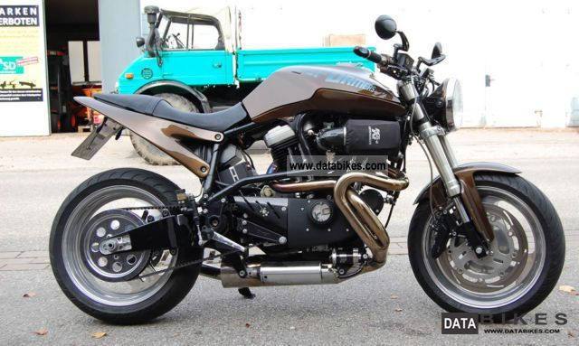 2000 Buell  X1 / BL1 Motorcycle Motorcycle photo
