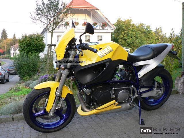 1998 Buell  X1 / BL1 Lightning Motorcycle Motorcycle photo