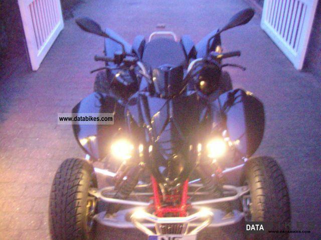 2010 Triton  450 LOF Motorcycle Quad photo