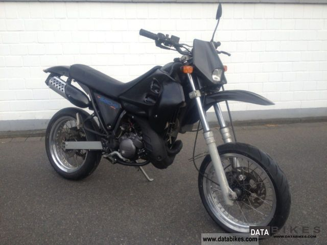 2001 sachs zx zz 125 supermoto. Black Bedroom Furniture Sets. Home Design Ideas