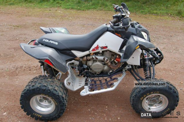 2007 Polaris  Outlaw 525 IRS Motorcycle Quad photo