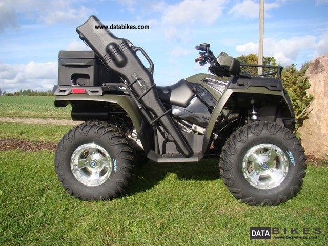 2012 polaris sportsman 800 efi 4x4 with lots of accessories. Black Bedroom Furniture Sets. Home Design Ideas