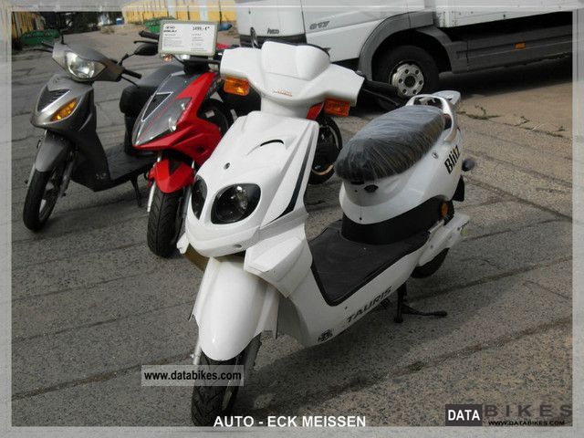 Tauris  Flash E-Scooter New 2012 Electric Motorcycles photo