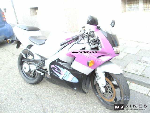1991 Aprilia  FM Motorcycle Sports/Super Sports Bike photo