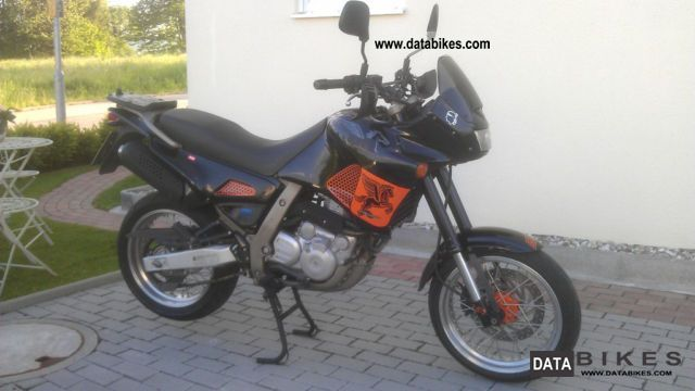 1997 Aprilia  Pegasso MX Motorcycle Super Moto photo