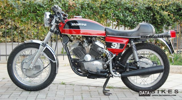 Moto Morini  350 Sport 1974 Vintage, Classic and Old Bikes photo