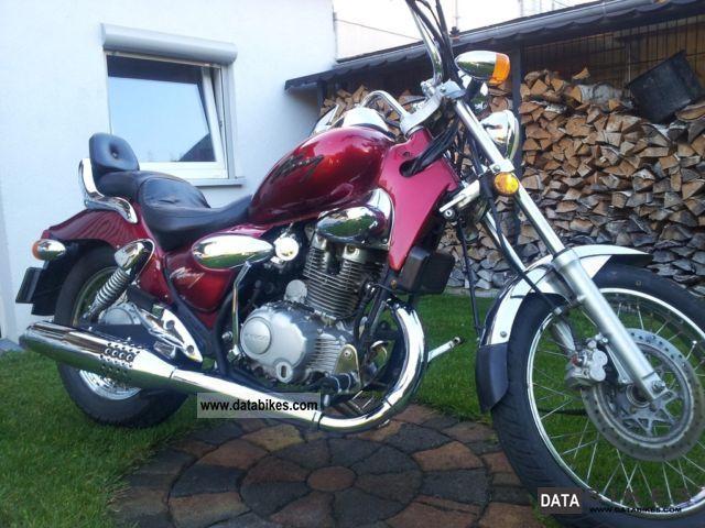 1999 Kymco  Zing Motorcycle Chopper/Cruiser photo