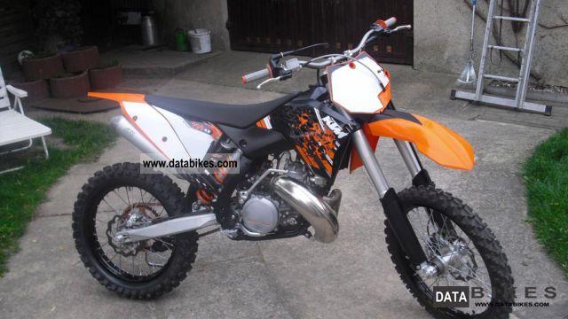 2009 KTM  sx Motorcycle Rally/Cross photo