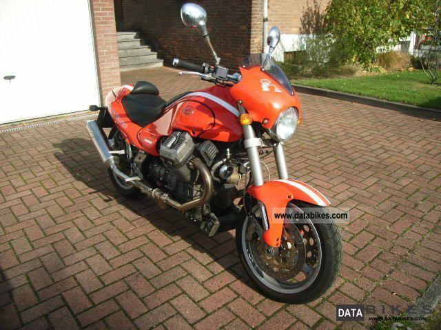 2001 Moto Guzzi  V10 Centauro Motorcycle Naked Bike photo