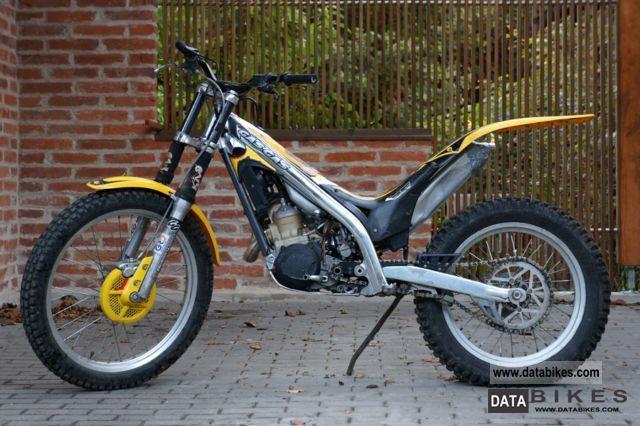 2006 Gasgas  txt 125 trial Motorcycle Dirt Bike photo