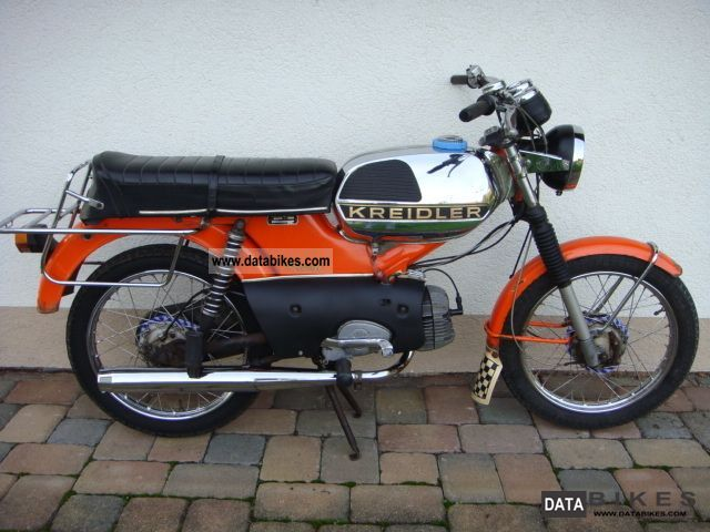 Kreidler  RMC K54/42 D 1975 Vintage, Classic and Old Bikes photo