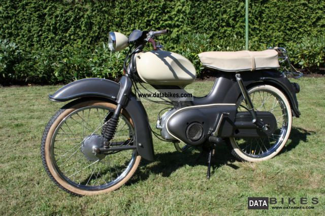 Kreidler  K54 1961 Vintage, Classic and Old Bikes photo