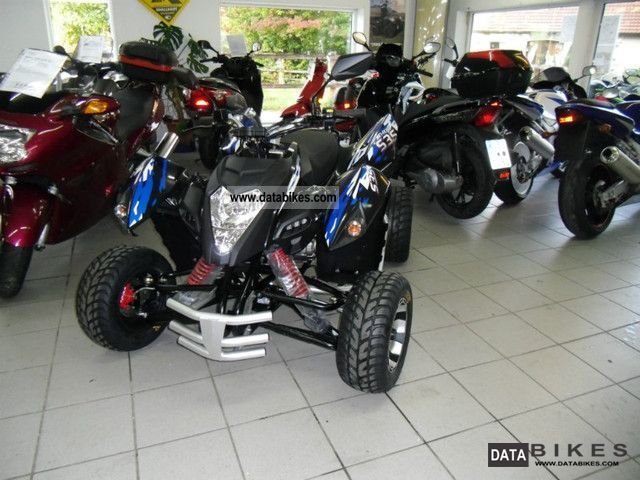 2012 Adly  Online X 3.5 Motorcycle Quad photo