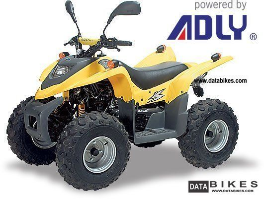 2012 Adly  ATV 50 VG Motorcycle Quad photo