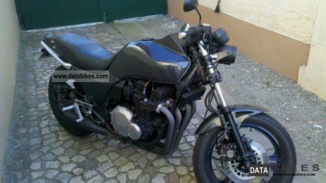 1984 Kawasaki  gpz 1100 Motorcycle Streetfighter photo