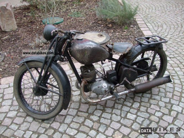 DKW  BM 200 1931 Vintage, Classic and Old Bikes photo