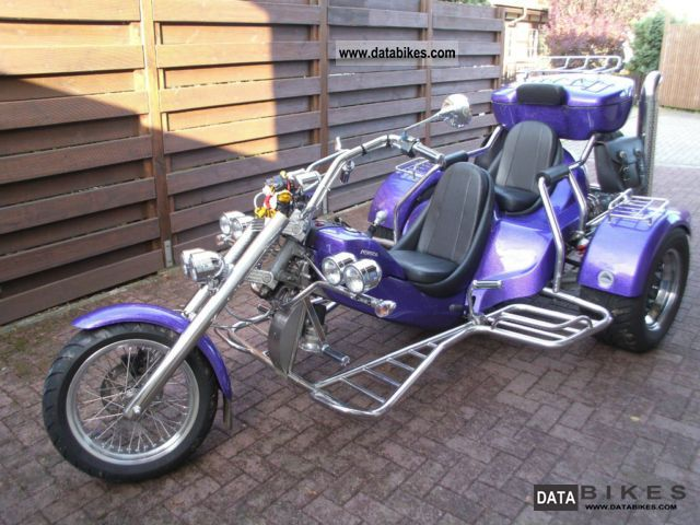 2011 Rewaco  FX 4 with brake booster Motorcycle Trike photo