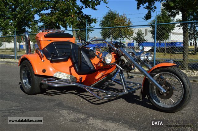 2004 Rewaco  HS-5 Family (HS-4) Bargain Motorcycle Trike photo