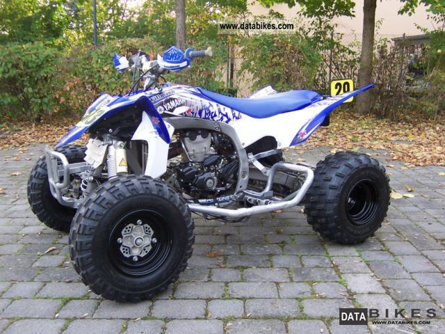 2012 Yamaha YFZ 450 R