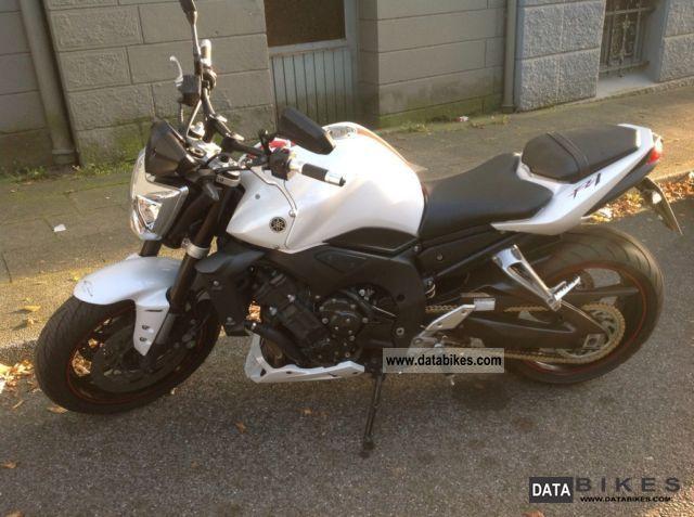 Yamaha  Fz 1 with ABS 2008 Naked Bike photo