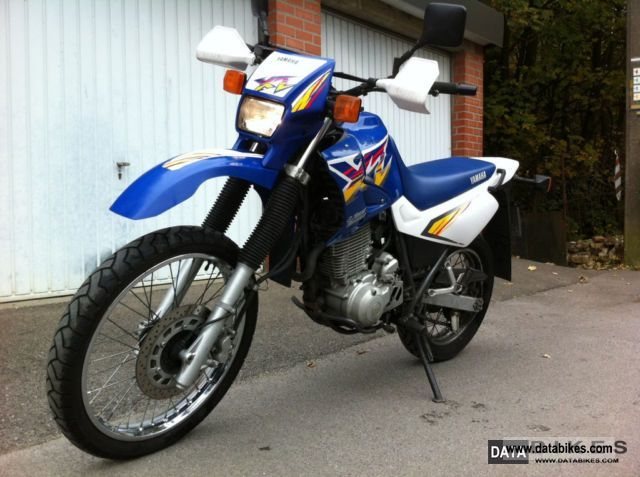 1997 Yamaha  600E XT 3TB Motorcycle Enduro/Touring Enduro photo