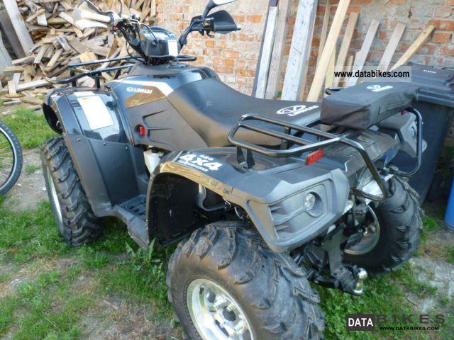 2012 Linhai  420 4x4 action € 100 Accessories Motorcycle Quad photo
