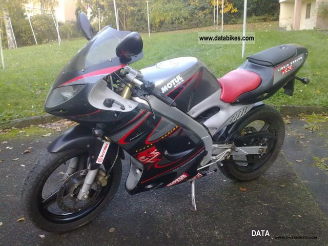 2003 MBK  Motorhispania RX50 AM6, water cooled, 6 speed Motorcycle Lightweight Motorcycle/Motorbike photo