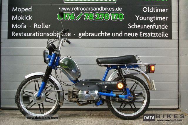 Gaszug Kreidler Florett GT 5,3 PS