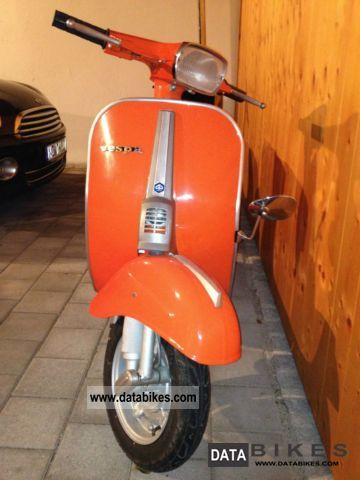 Vespa  50 Special 1975 Vintage, Classic and Old Bikes photo