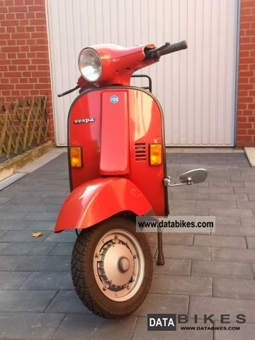 1992 Vespa  PK 125 XL Motorcycle Scooter photo