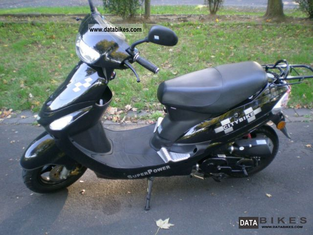 2012 Baotian  BT49QT-9 Motorcycle Motor-assisted Bicycle/Small Moped photo