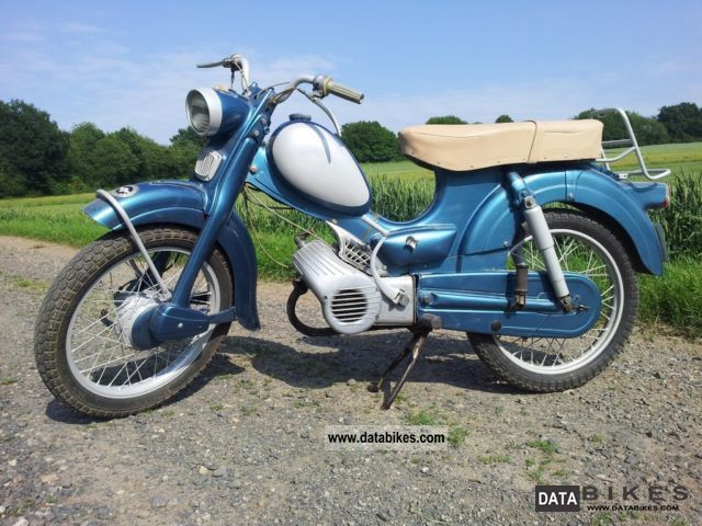 Zundapp  Zündapp Super Combinette 1966 Vintage, Classic and Old Bikes photo