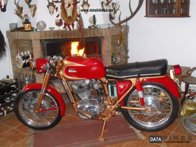 Ducati  Elite 200 1961 Vintage, Classic and Old Bikes photo