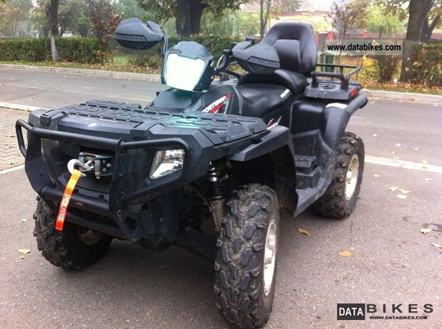 2008 polaris vand polaris 800 touring. Black Bedroom Furniture Sets. Home Design Ideas