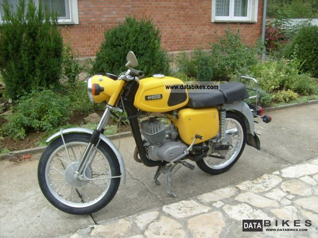 Mz  Freewind125 1976 Vintage, Classic and Old Bikes photo