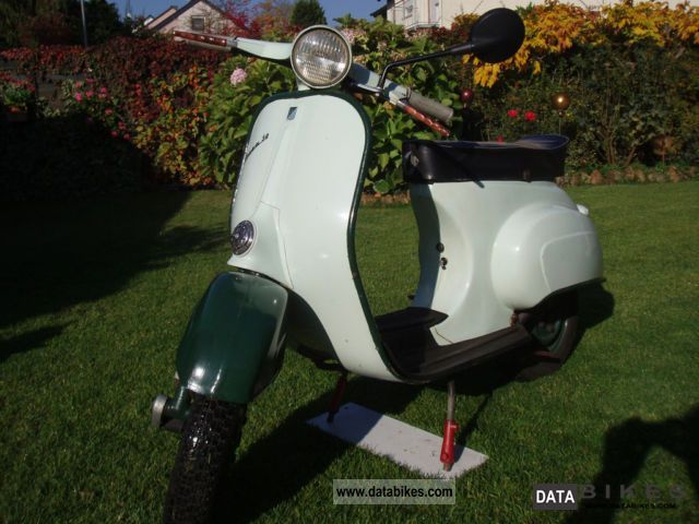 Vespa  50 N 1964 Vintage, Classic and Old Bikes photo
