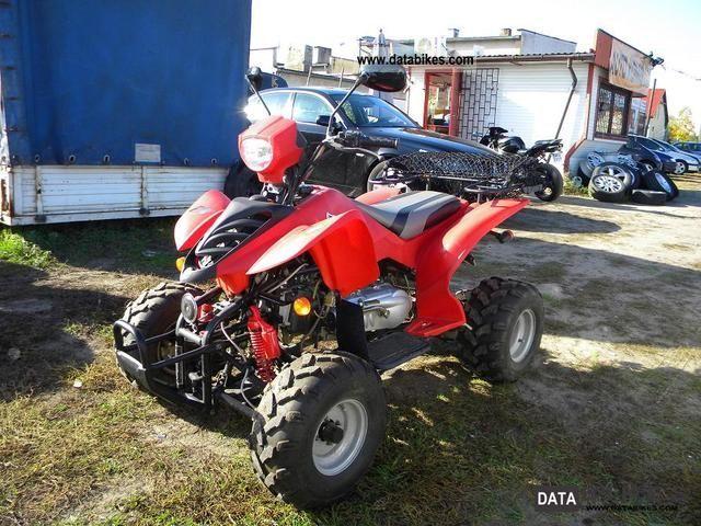 2010 Bashan  BS150s-3g NIEPOWTARZALNY QUAD MACHINE Motorcycle Other photo
